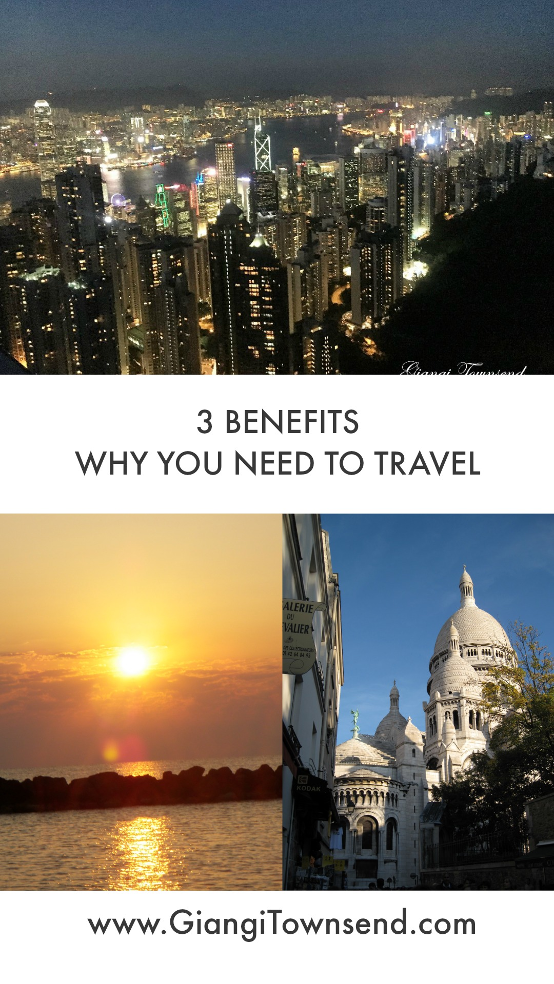 3 benefits why you need to travel