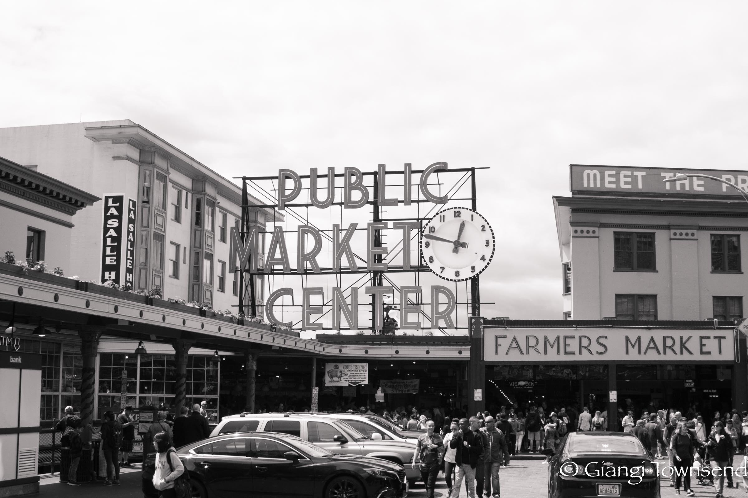 Seattle, One Of My Favorite Cities