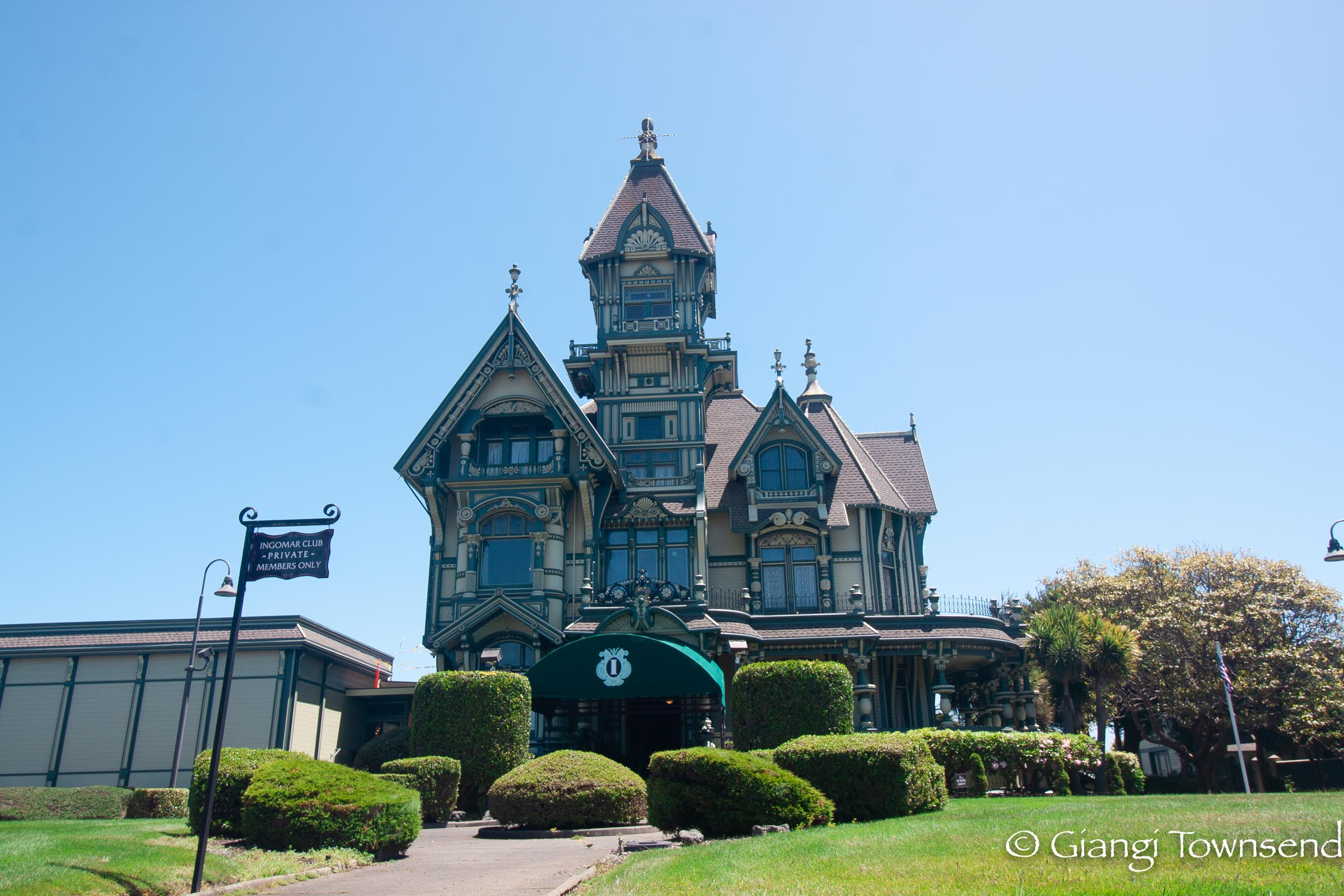Eureka and The Redwood National Park