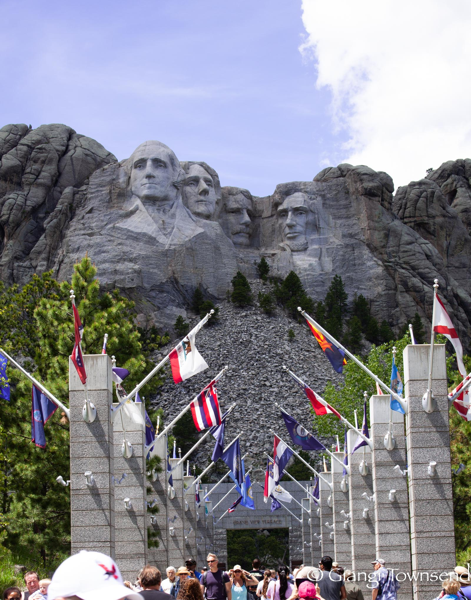 Mount Rushmore, What a site!