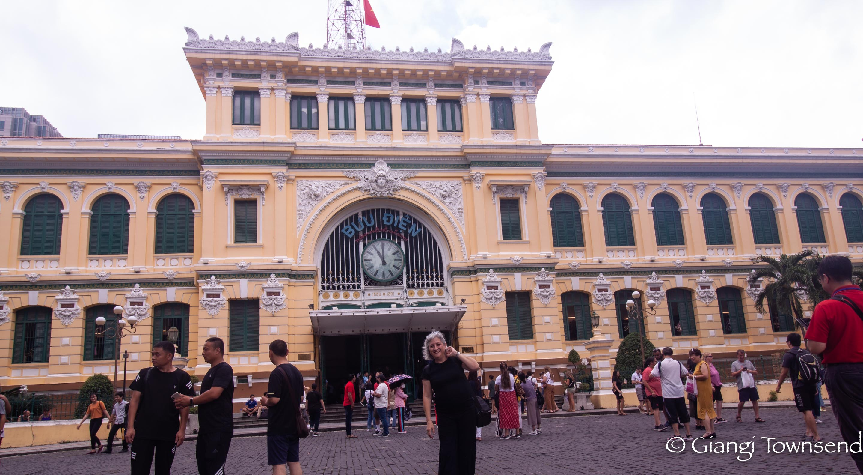 A short day in Ho Chi Minh City