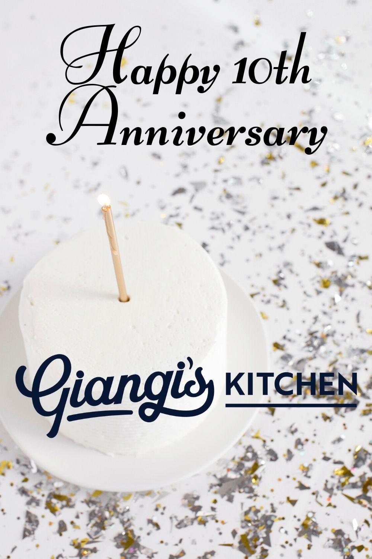 It Has Been 10 Years... Happy Anniversary!