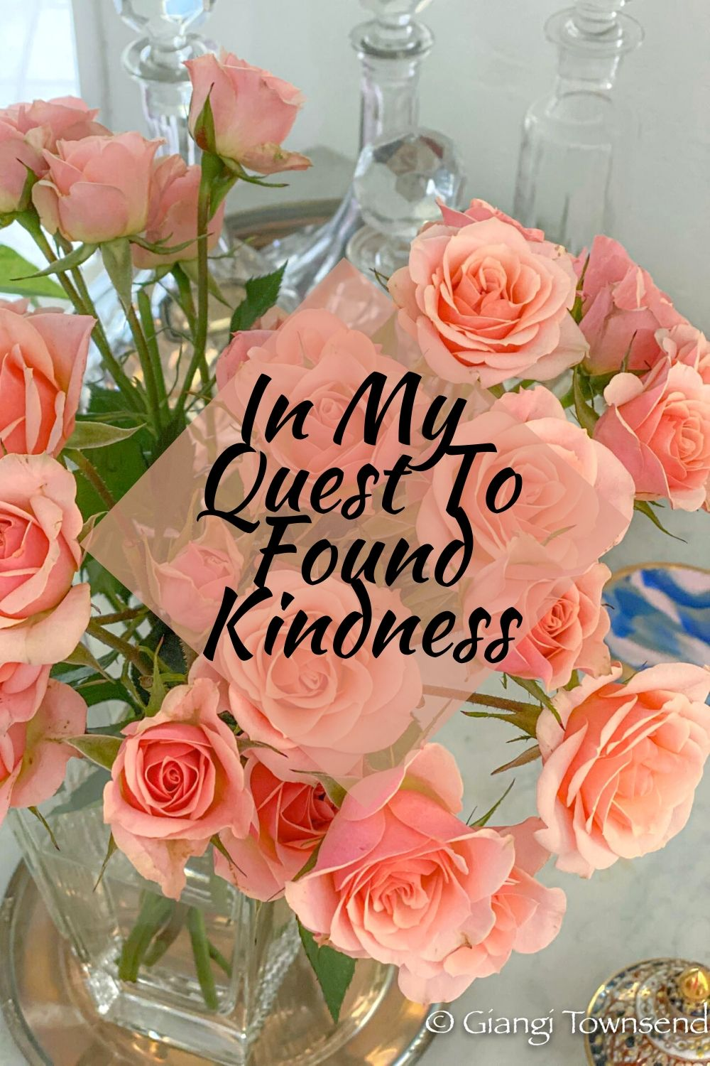 In my quest to found kindness